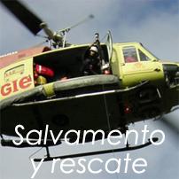Salvamento y rescate mini